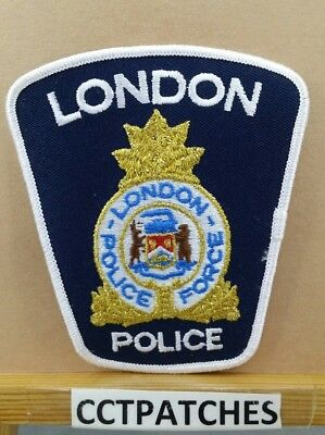 London, Canada Police Shoulder Patch 2