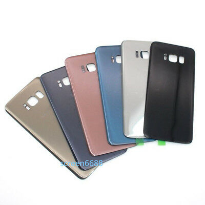 Battery Cover Glass Housing Rear Back Door Case For Samsung Galaxy S8 G950 G950F