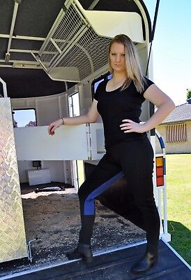 Horse Riding Pull on Full Seat Breeches