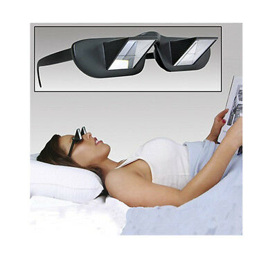 Lazy Creative Periscope Horizontal Reading Watch TV On Bed Lie View Glasses TY