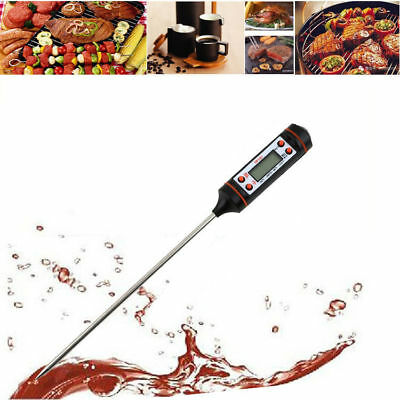 Kitchen Thermometer Digital Food Meat Probe BBQ Household Temperature Tools