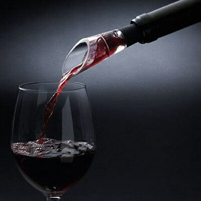 Mini Magic Red Wine Aerator Pourer Decanter Enhancing Flavor Tool Bar Accessory