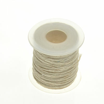 Spool of Cotton Square Braid Candle Wicks Wick Core Candle Making Supplies