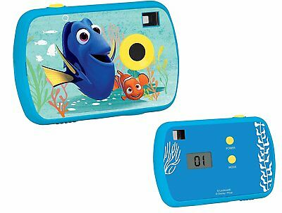 Lexibook DJ017DO Digitalkamera Finding Dory Kinder Kamera Nemo LCD 1,3MP