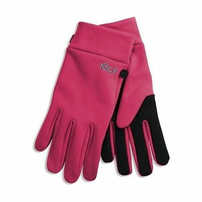 180s Womens Performer Winter Sport Cold Weather Running Gloves - Pink (M)