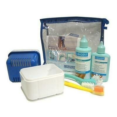 Curaprox Denture And Gum Care Cleaning Kit