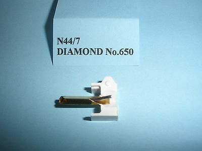 Replacement Diamond Stylus to fit Shure N44/7