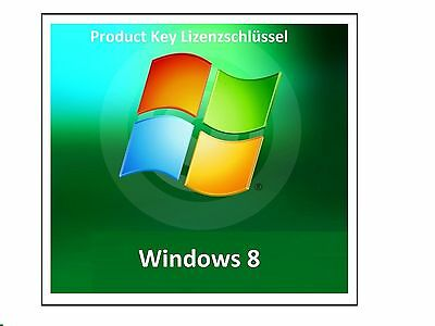 Windows 8.1 Professional 32/64-Bit-produkt key,Lizenz-key + Downloadlink