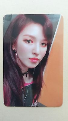 THE PERFECT Red Velvet 2nd Album Repackage Bad Boy Official photocard -  Wendy B