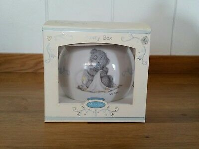 Me to You Tatty Bear 'On your Christening' Money box - new in box