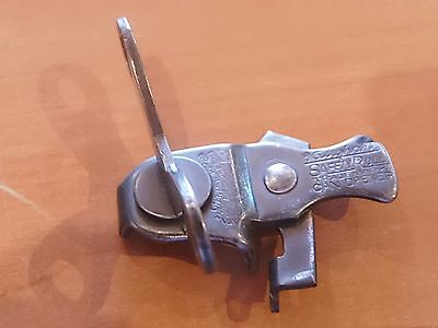 Ancien Ouvre Boite Vaughane Safety Roll Trade Mark Can Opener