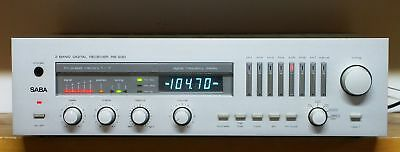 SABA RS 930 Stereo Receiver (1)
