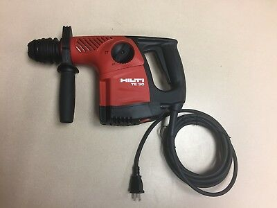 HIlti 3476289 TE 30 SDS Plus Rotary Hammer With Case BRAND NEW