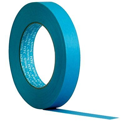 3M Protection Tape 38 mm x 50m Blue Car Painting Masking Water Solvent Resistant