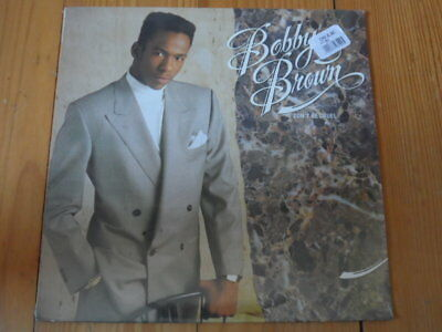 Bobby Brown-Don´t Be Cruel-Still Sealed Lp 1988-No Cutout-UK Pressung