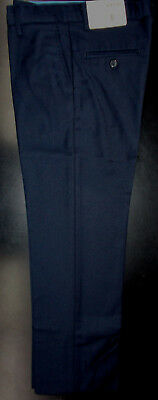Boys IZOD $45 Navy Dress Pants Husky Size 8H - 20H