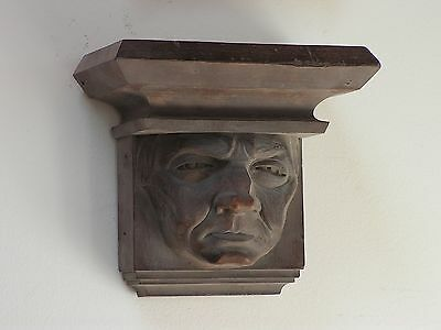 Gothic church corbels
