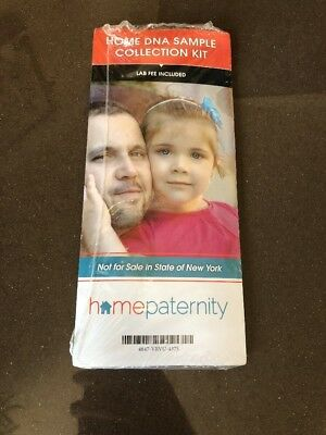 Lab Fee Included. Home DNA Paternity Test 99.5% Accurate & Easy Use.