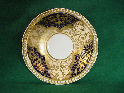 Antique Early 19thc Spode saucer pattern 4276 waiting to match your orphaned cup