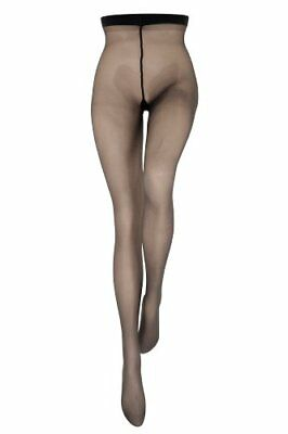 Grigio FR : 38 Le Bourget Calze 20 den, donna  (Gris (Nearly Black))