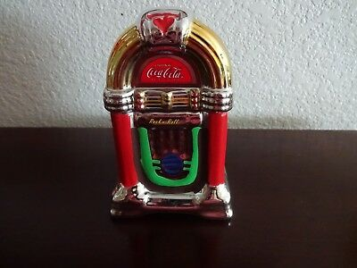 Coca- Cola Rock & Roll Juke Box Salt & Pepper Shakers