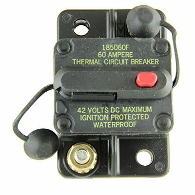 Automotive Circuit Breaker, CB185, 60A, 42V