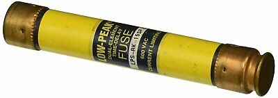 Eaton Bussmann LPS-RK-15SP, 15Amp 600V Slow Blow Class RK1 Cartridge Fuse