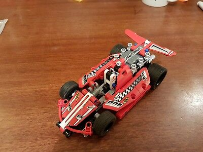 Lego Technic Race Car 42011 Boxed With Instructions 995
