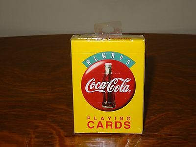 1994 Always Coca Cola Playing Cards - Sealed