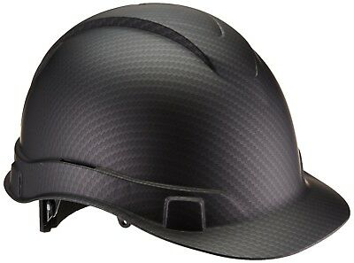 Pyramex HP44117 Ridgeline Cap Style Hard Hat One Size Gray ABS provides strong