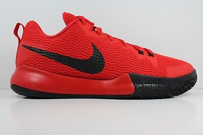 detailed look 864cd d71fe ... nike zoom live ii ah7566 600 university red black mens shoes size 12