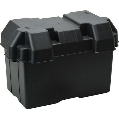 Universal Battery Box Large Size Boats Campers Caravan 4WD Strap & Fastenings