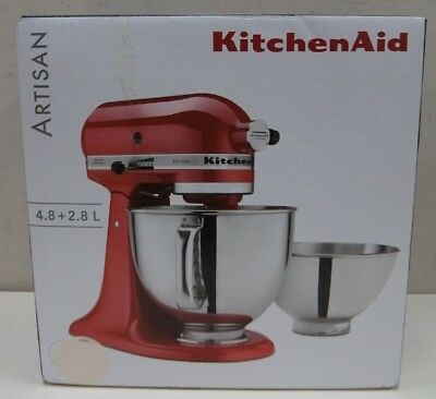 KitchenAid 5KSM160PSAAC Artisan Stand Mixer - Almond Cream