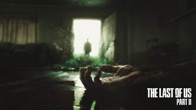 """009 The Last of Us 2 - Zombie Survival Horror Action TV Game 24""""x14"""" Poster"""