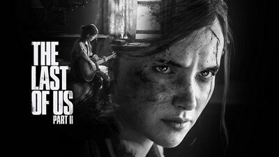 "011 The Last of Us 2 - Zombie Survival Horror Action TV Game 42""x24"" Poster"