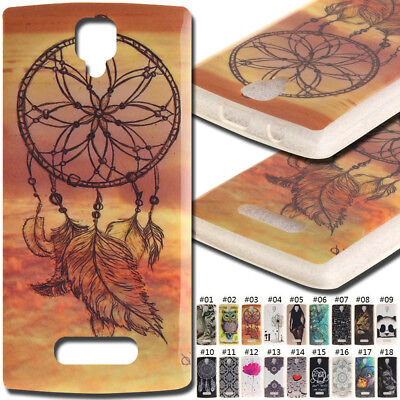 For Lenovo A2010 TPU Rubber Silicone Soft Cover Case Protective Shockproof Skin