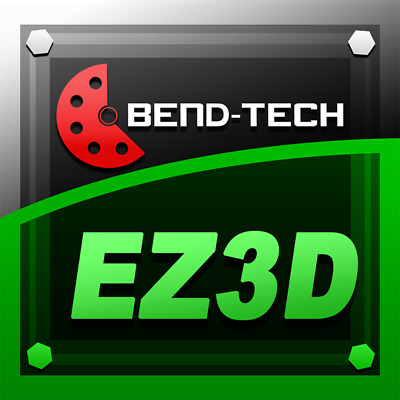 Bend Tech EZ3D Tube Pipe Bending Software  Bender