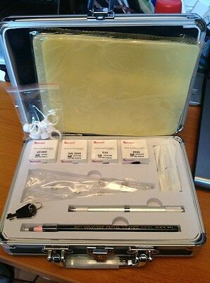 Start Up Microblading Kit  Semi Permanent Make Up Uk Microblade 4 Inks