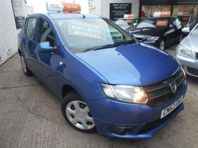 Dacia Sandero LAUREATE DCI 1.5 GOOD / BAD CREDIT CAR FINANCE AVAILABLE