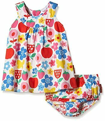Blue/Green/Red/Yellow/Orange 3 mesi TOBY TIGER BUTTERFLY FLOWER BABY SUMMER