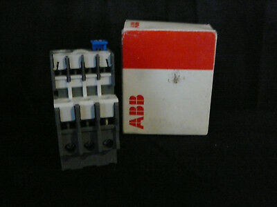 Abb Thermal Overload Relay 1Saz211201R1031 New In Box