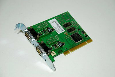KVASER PCIcanx HS/HS Dual Port 733-0130-00331-6 CAN BUS Network Pci      (X2)