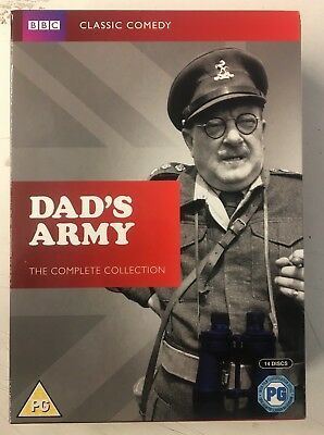 Dad's Army Series 1-9 And Christmas Specials [14xDVD] Used