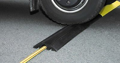 ProtectPro RAPID Cable Protector Ramp Heavy Duty Guard Rubber Hose Quick Deploy