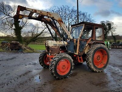 david brown 996 4wd loader tractor Q cab Ready 4 work We deliver*****
