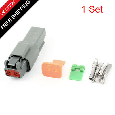 Engine Gearbox Waterproof Electrical Connector for Car Bus Motor Truck