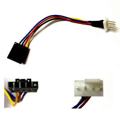 Dell Adapter 5Pin auf 4Pin PWM CPU Kühler, Cooler Lüfter, Fan Kabel, cable