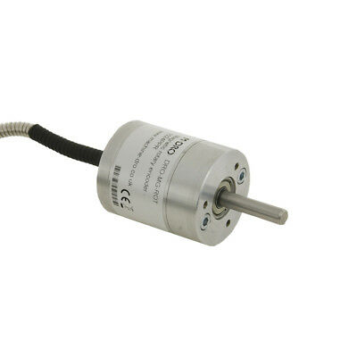 1800 Line Count Optical Rotary Encoder with Quadrature Output Flange Mount Type