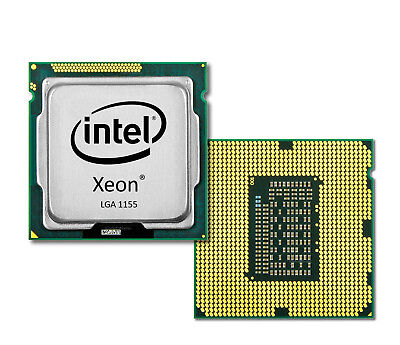 Intel Xeon E3-1270 Prozessor CPU Quad-Core 3,8GHz LGA1155 / Core i7-3770 i7-4770