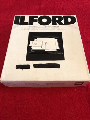 Ilford Multi-mask Printing Frame Photography As Is In Box GC